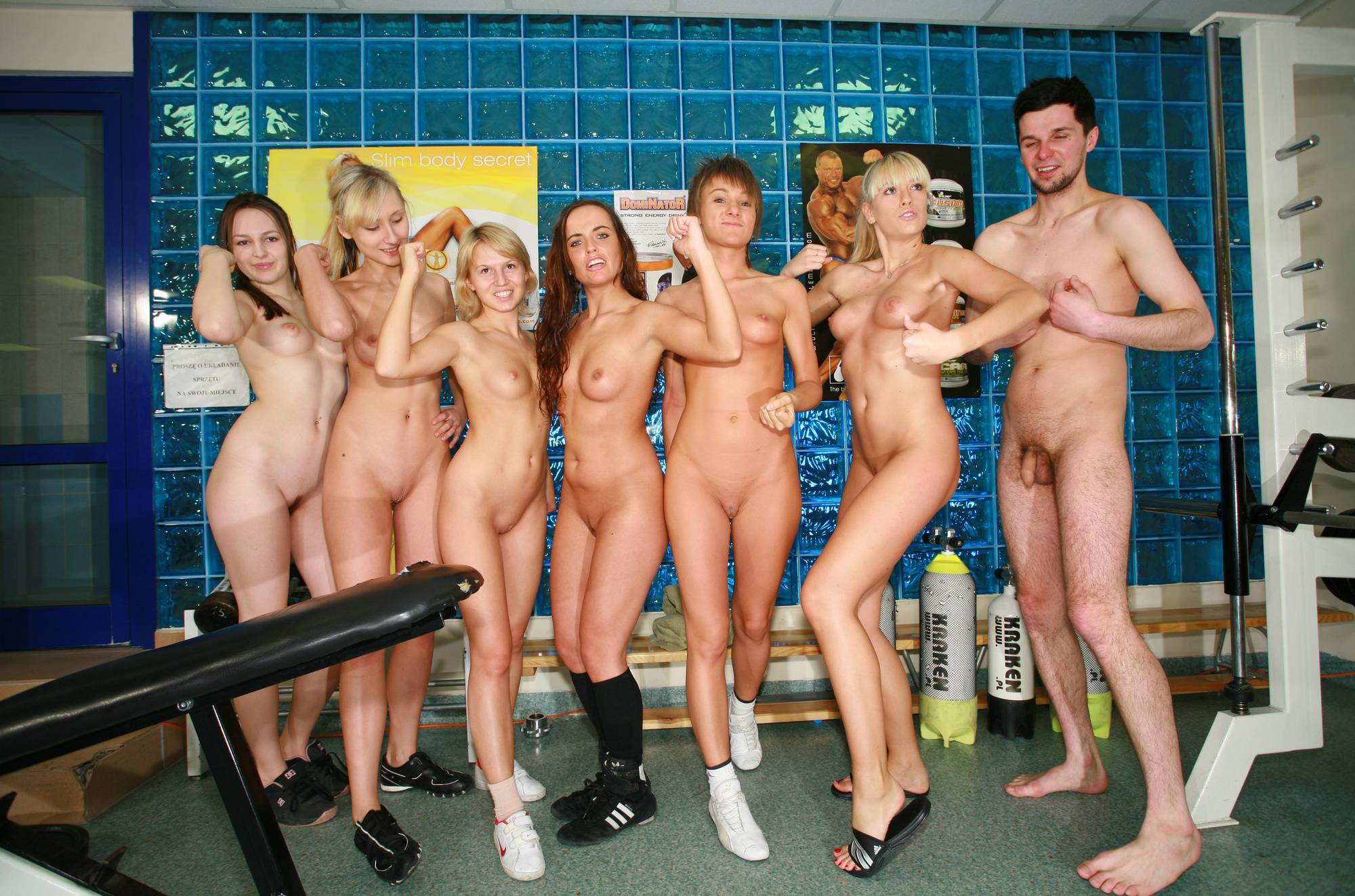 Scuba Gym Group Session - 2
