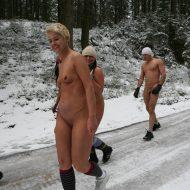 Snowy Woods Group Trip