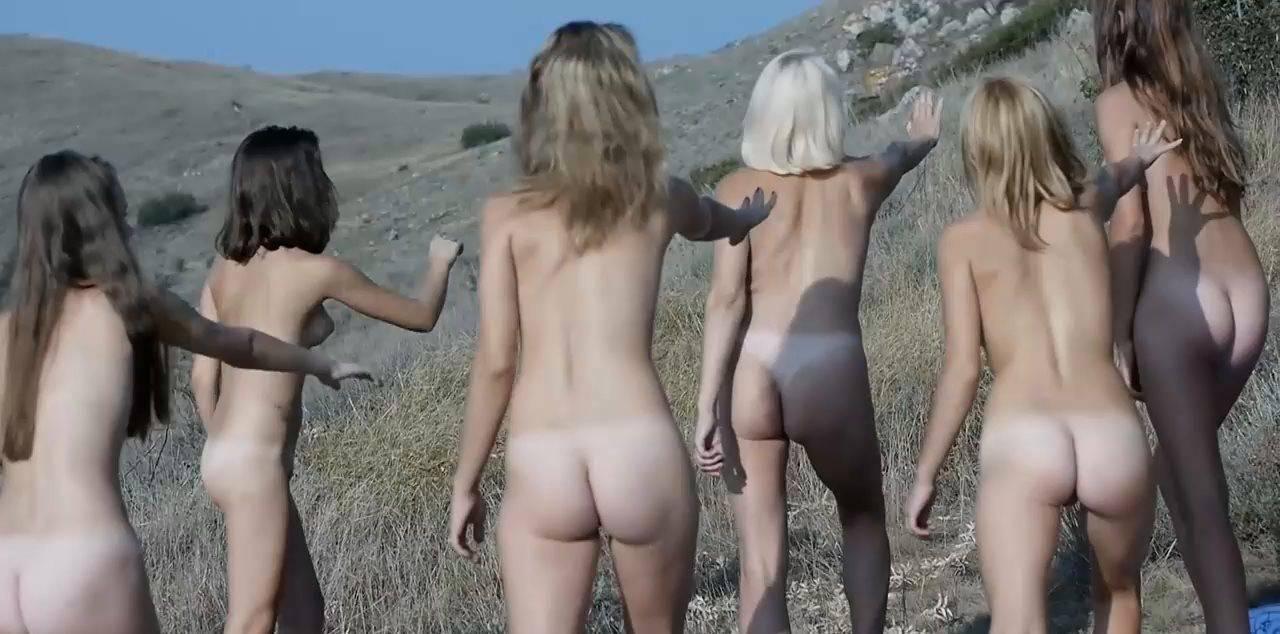 Candid-HD Videos Sveta's Rainbow - Part 1 - 1