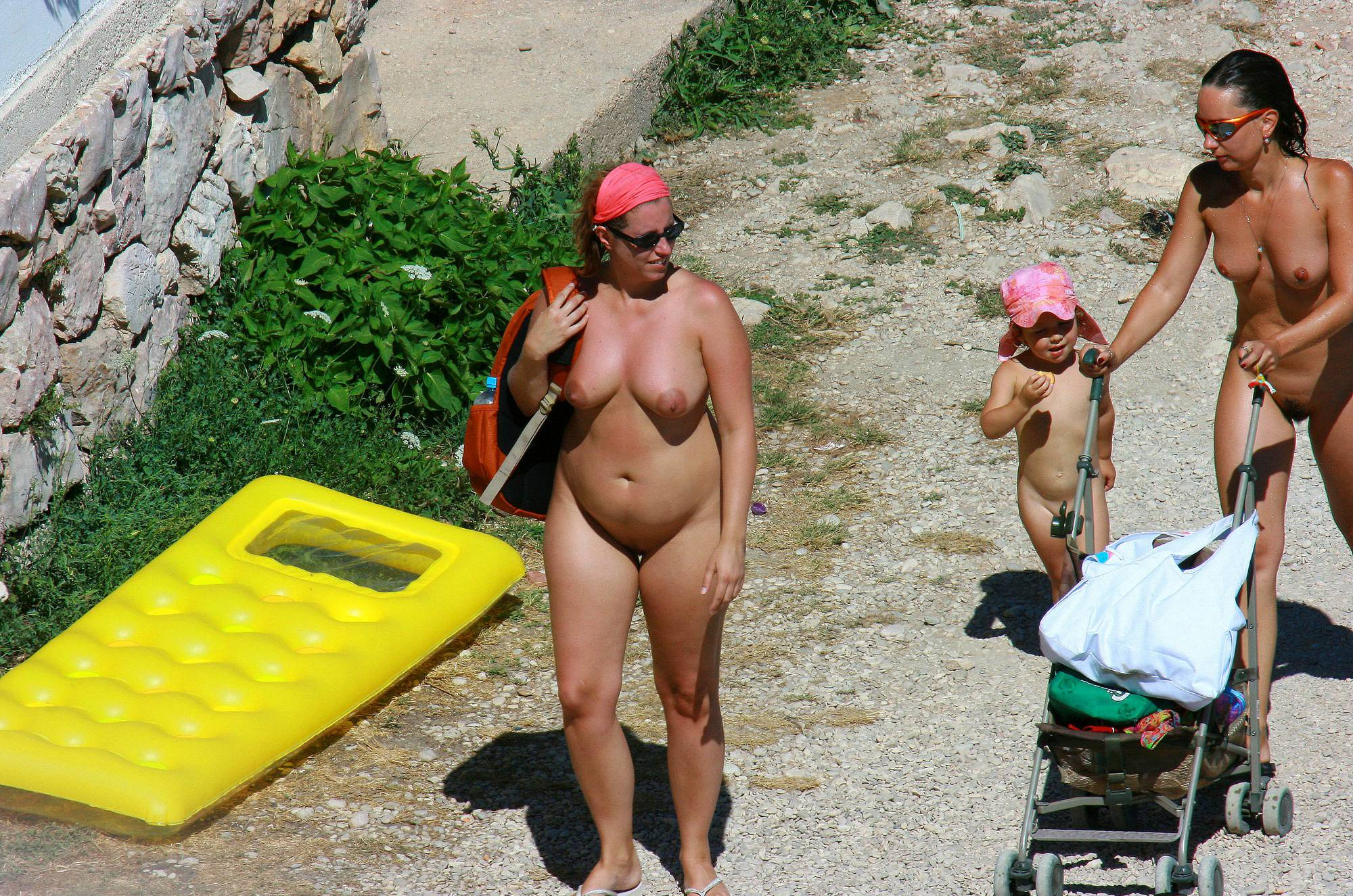 Nudist Gallery Uka FKK Beach Parenting - 1