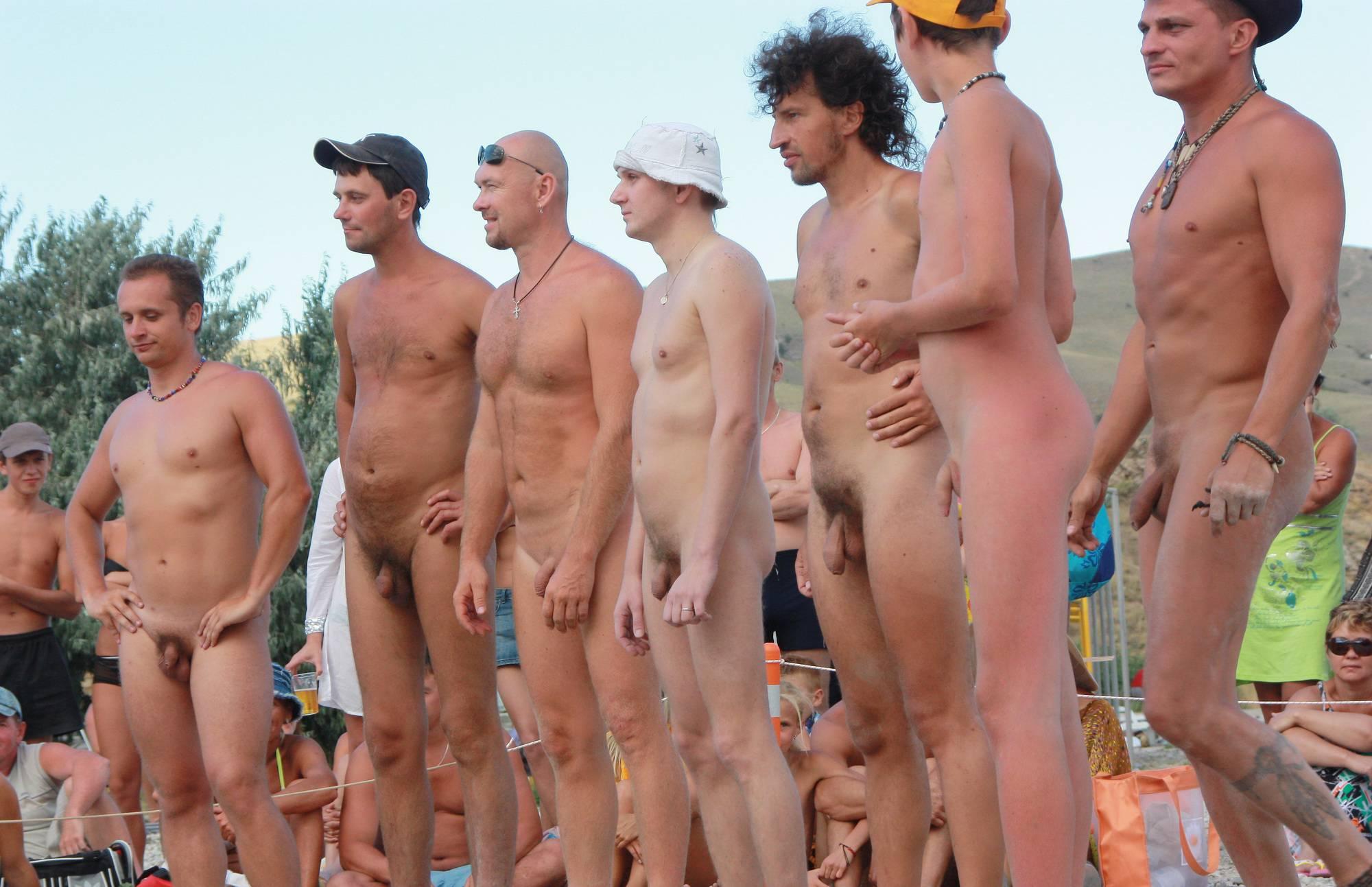 Nudist Pictures Ukrainian Men Day Lineup - 2