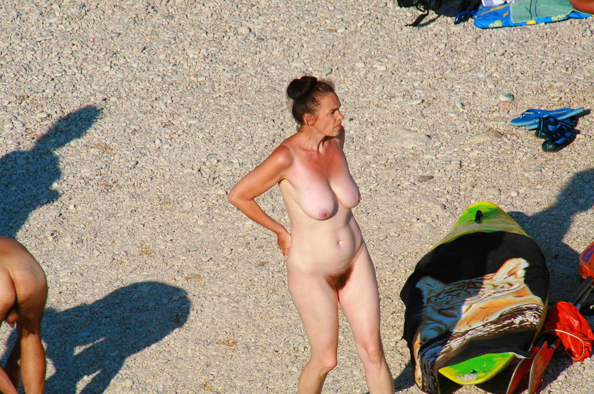 Ula FKK Beach Sand Pass - 1