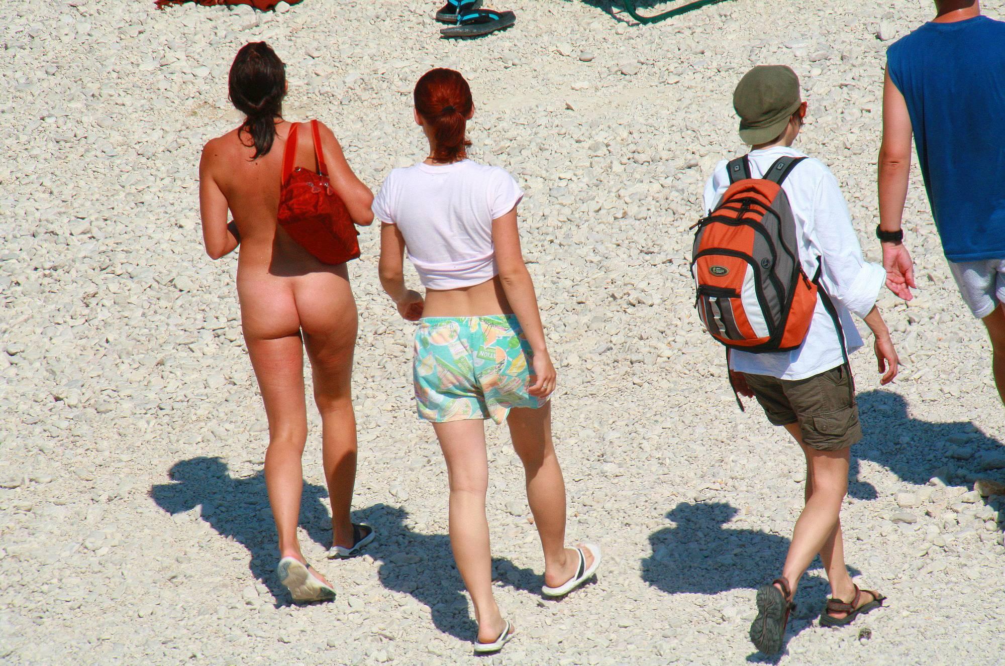 Nudist Pictures Ula FKK Beach Sand Pass - 2