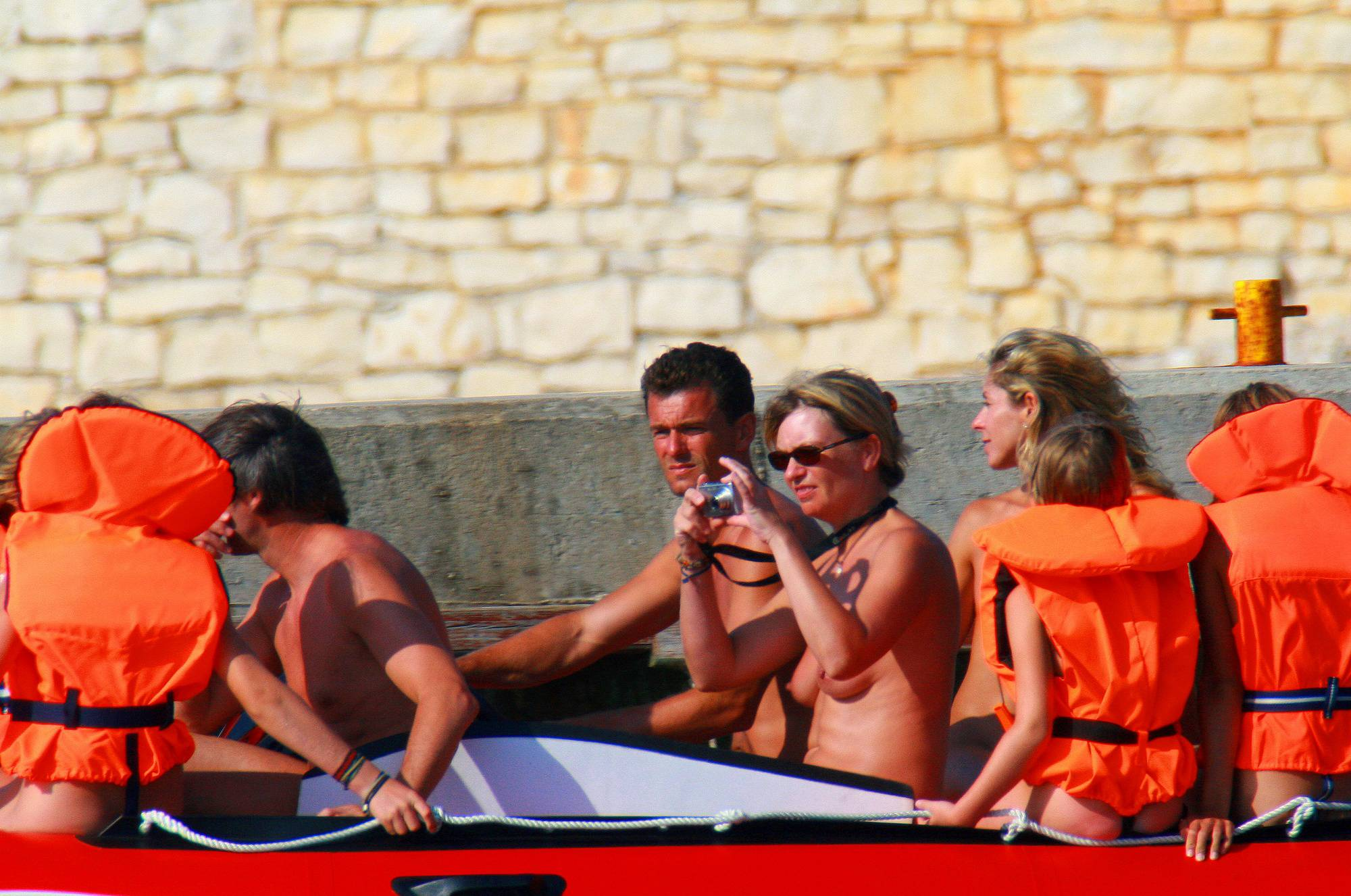 Ula FKK Boating Family - 2