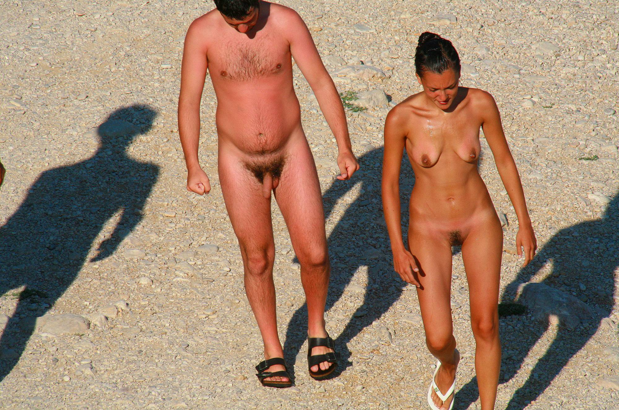 Nudist Pictures Ula FKK Dating Couples Day - 2