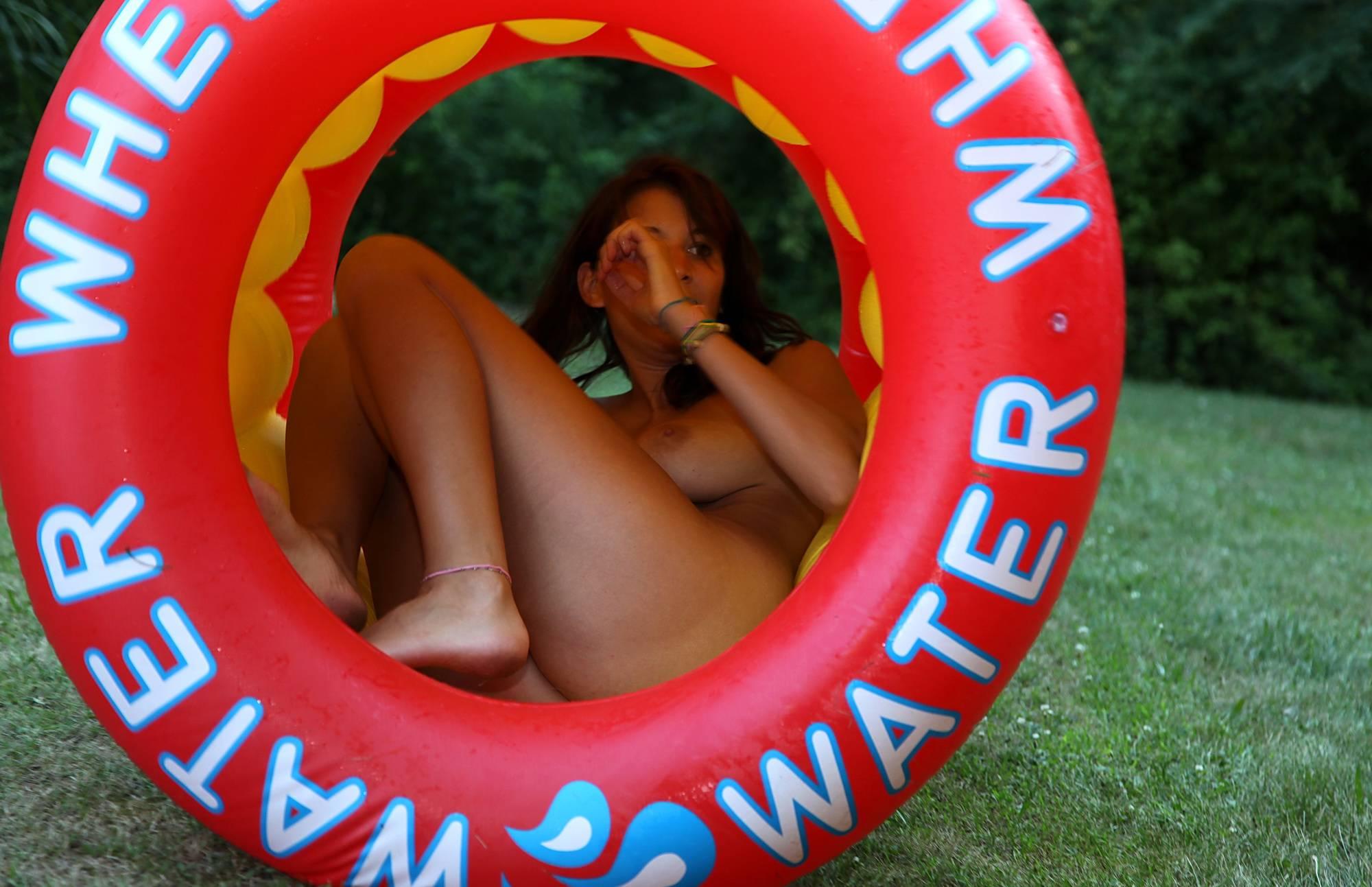 Water Wheel Grass Roll - 2