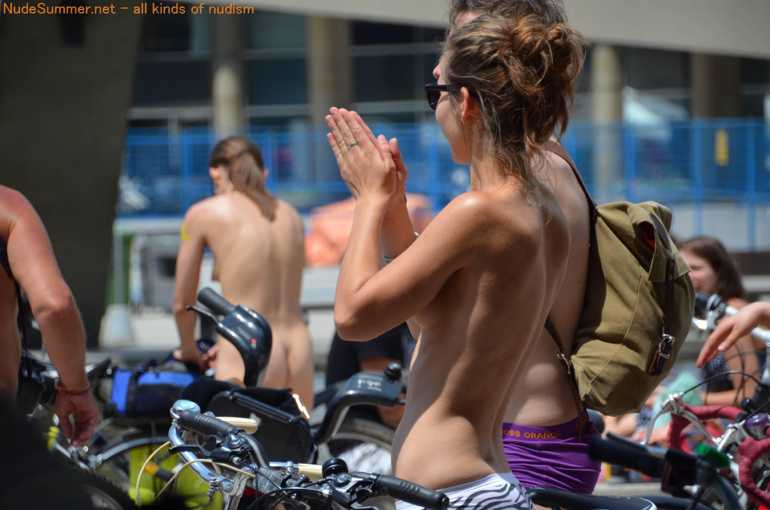 World Naked Bike Ride (WNBR) 2012 Part 2 - 2