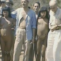 Xingu indians - Expedition to rainforests of Brazil in 1948